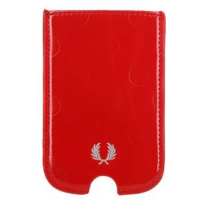Чехол для iPad  Polka Dot Smart Case Fire Red Fred Perry. Цвет: красный