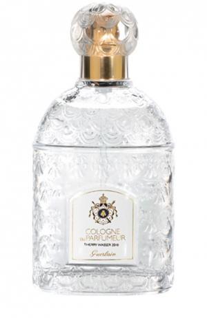 Одеколон Cologne Du Parfumeur Guerlain. Цвет: бесцветный
