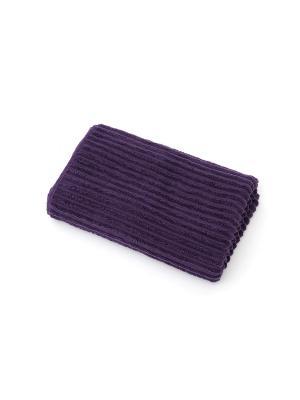 Полотенце для ванной 70х140 см Meridiano violet WESS. Цвет: фиолетовый