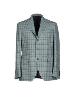 Пиджак ALAIN. Цвет: зеленый-милитари