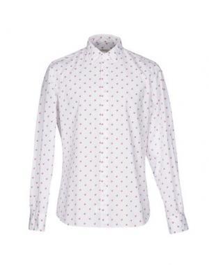 Pубашка INGRAM. Цвет: белый