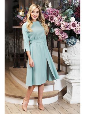 Платье-миди с пышной юбкой Welldress