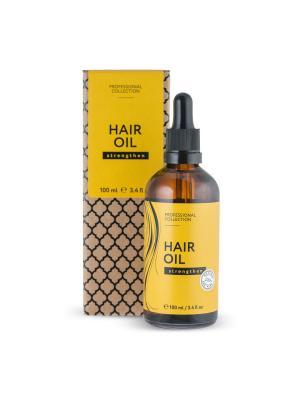 Масляный экстракт от выпадения волос 100 мл Huilargan. Цвет: желтый