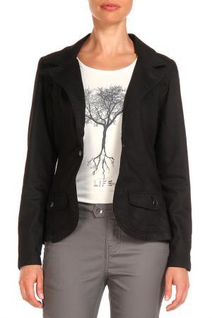 Пиджак E|SENZ. Цвет: черный