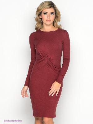 Платье МадаМ Т. Цвет: красный