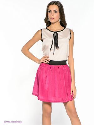 Платье Compania Fantastica. Цвет: фуксия