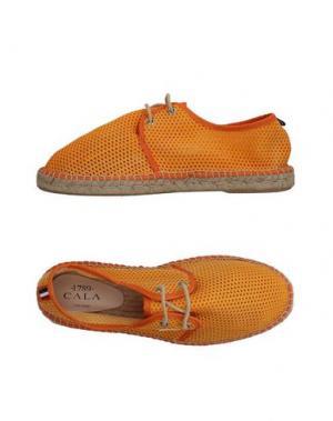 Низкие кеды и кроссовки 1789 CALA. Цвет: оранжевый