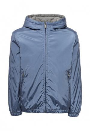 Куртка утепленная Il Gufo. Цвет: разноцветный