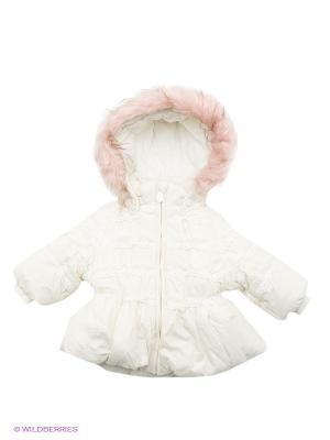 Куртка Gulliver Baby. Цвет: белый