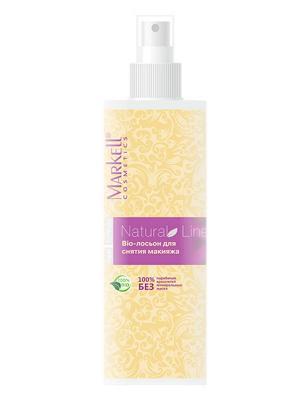 Natural Bio-Лосьон для снятия макияжа, 200 мл Markell. Цвет: прозрачный