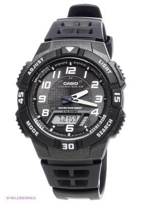 Часы Casio AQ-S800W-1B. Цвет: черный