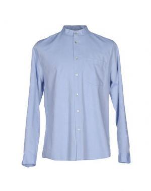 Pубашка AMERICAN VINTAGE. Цвет: небесно-голубой