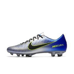 Футбольные бутсы для игры на твердом грунте  Mercurial Victory VI Neymar Nike. Цвет: серый