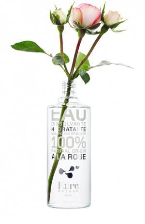 Увлажняющая жидкость для снятия лака с экстрактом розы Kure Bazaar. Цвет: бесцветный