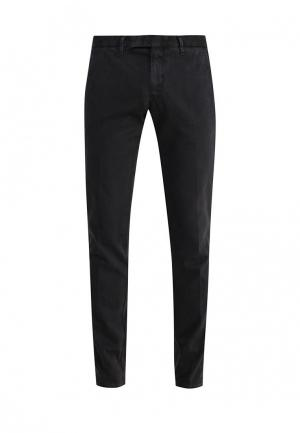Чиносы Armani Jeans. Цвет: черный
