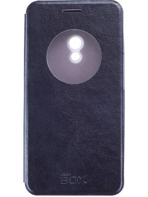 Кейс-книжка для Asus ZenFone 5 skinBOX. Цвет: черный