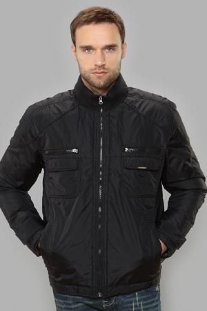 Куртка LiberaVita. Цвет: черный