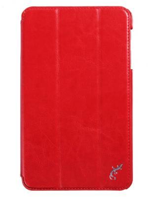 Чехол G-case Slim Premium для Samsung Galaxy Tab 4 8.0. Цвет: красный