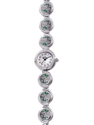 Часы Mikhail Moskvin. Цвет: серебристый, бледно-розовый