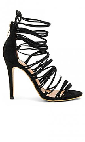 Туфли на каблуке lapsley Matiko. Цвет: черный