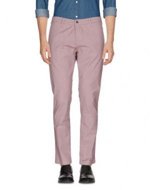 Повседневные брюки BRIGLIA 1949. Цвет: красный
