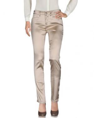 Повседневные брюки TAVIANI. Цвет: бежевый