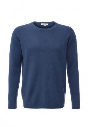 Пуловер Zaroo Cashmere. Цвет: голубой