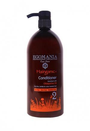 Кондиционер для окрашенных волос Egomania Prof. Цвет: коричневый