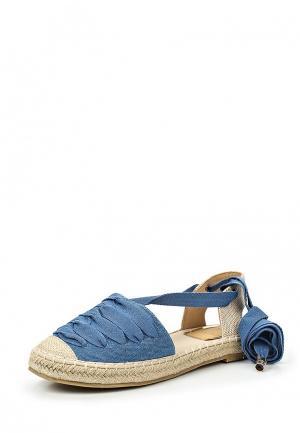 Сандалии Max Shoes. Цвет: синий