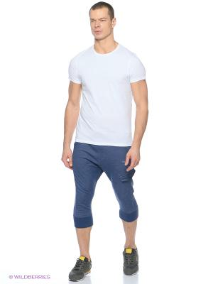 Капри STYLE 3 4 Sweat Pants TR cl Puma. Цвет: синий