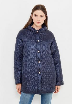 Куртка утепленная See by Chloe. Цвет: синий