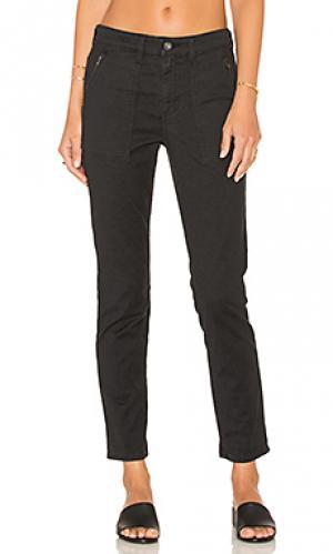 Укороченные джинсы kinsley AG Adriano Goldschmied. Цвет: none