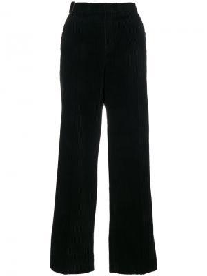Широкие брюки Hope. Цвет: чёрный