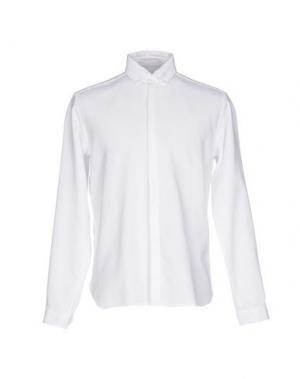 Pубашка OLIVER SPENCER. Цвет: белый