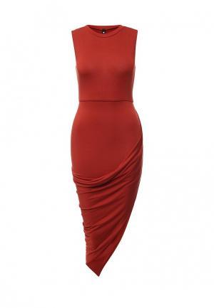 Платье Influence. Цвет: красный