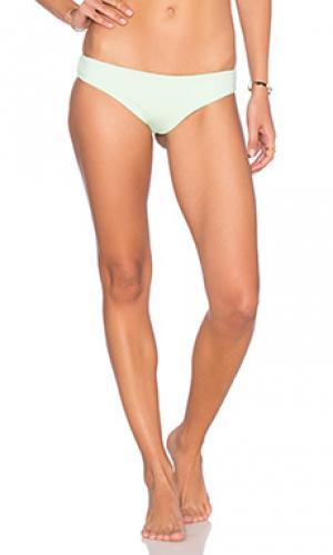 Низ бикини ali TAVIK Swimwear. Цвет: зеленый