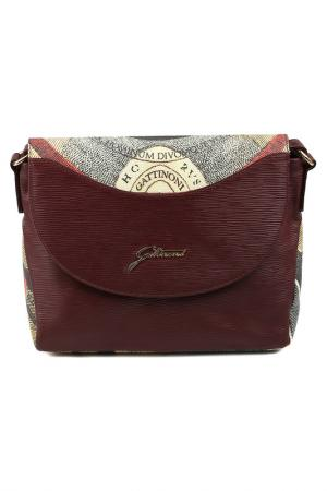 Bag Gattinoni. Цвет: bordeaux