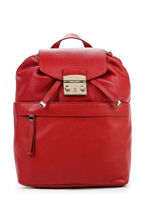 Рюкзак Furla. Цвет: красный