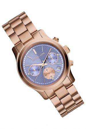 Watch Michael Kors. Цвет: gold, blue