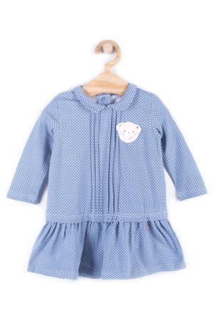 Платье Coccodrillo. Цвет: голубой