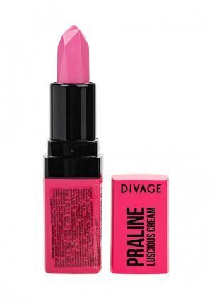 Помада Divage. Цвет: розовый