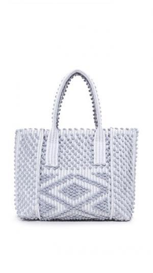 Объемная сумка с короткими ручками Urtei Antonello