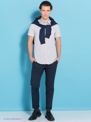 Рубашка Marina Yachting. Цвет: синий