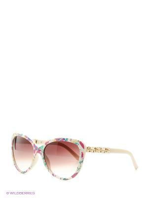 Солнцезащитные очки Vittorio Richi. Цвет: белый, синий, красный