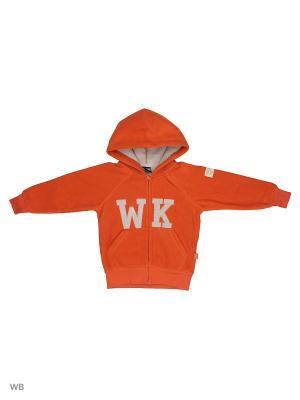 Толстовки WonderKids. Цвет: оранжевый