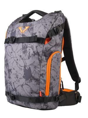 Рюкзак OLITH BLACK Target. Цвет: серый, оранжевый