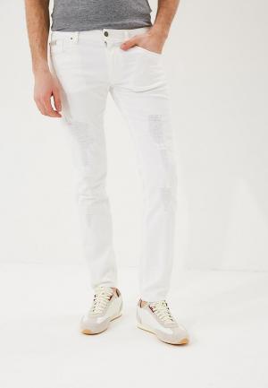 Джинсы Armani Exchange. Цвет: белый