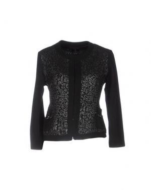Пиджак TRY ME. Цвет: черный