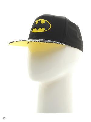 Бейсболка Batman Mono-Pop SB Puma. Цвет: черный