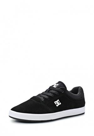 Кеды DC Shoes. Цвет: черный